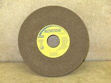 "Norton    surface grinding wheel   7""  X  1/2""  X  1-1/4""  57A80-M5VBE   80 grit"
