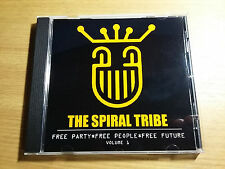 SPIRAL TRIBE CD - NEW WAVE REMIXES. Cure Tears For Fears Depeche Mode The Smiths