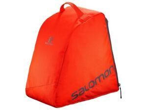 SALOMON MEN'S LADIES JUNIOR ORIGINAL SKI SNOWBOARD BOOT GEAR BAG CHERRY TOMATO