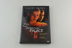 Brokedown Palace Movie DVD Claire Danes Kate Beckinsale Bill Pullman Jail Abroad