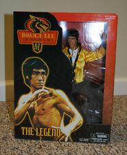 NEW Bruce Lee The Dragon Series The Legend Action Figure 2000 Item #75100