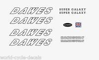 Dawes Super Galaxy Black Decals-Transfers-Stickers #11