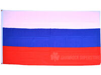 Russia Flag - New 5 x 3 FT - Russian Россия -  Large - Great Quality - Fast Post