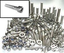 Stainless Allen Bolts Honda Deauville Dominator CRM CX - Nut and Bolt Kit