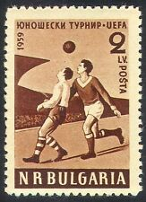 Bulgaria 1959 EUFA Youth Football Competition/Sports/Games/Soccer 1v (n26329)