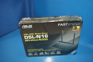 Wireless DSL-N16 ASUS nuevo precintado BUEN ESTADO