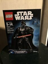 Lego Star Wars Darth Vader (75111) Nib Retired