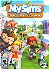 MySims Play and Trade with Friends Online ( PC ) The Sims My Sims