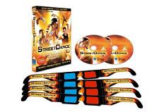 StreetDance 3D [DVD], Good DVD, Eleanor Bron, Chris Wilson, Nichola Burley, Rach