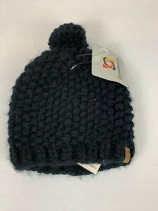 Gondwana Beanie Black Size 56BNWT