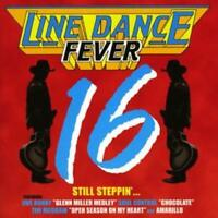 Various Artists : Line Dance Fever 16 CD (2005) ***NEW*** FREE Shipping, Save £s