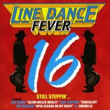Various Artists : Line Dance Fever 16 CD (2005) ***NEW***