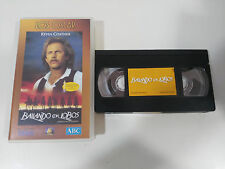 DANCING WITH WOLFS VHS TAPE COLLECTOR KEVIN COSTNER DANCE WITH WOLVES