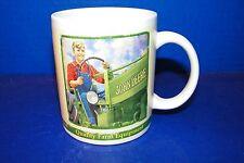 Mug Coffee Cup John Deere 2005 Collector Series Item # 31451 Pottery Tea Cocoa