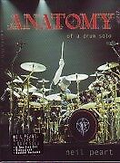 ANATOMY OF A DRUM SOLO Peart 2 DVDs