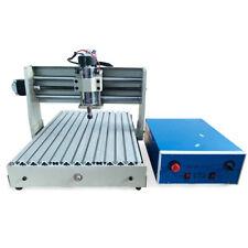 New Listingcnc 3040t Router Engraver 3d Desktop Milling Engraving Machine Usb 4 Axis Ac110v
