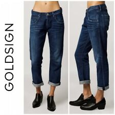 RRP£ 235 BNWT Goldsign Misfit Slim in Chelsea Dk Blue