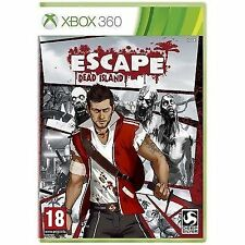 Escape Dead Island - Xbox 360 Game Survival Horror Action Adventure 18 PAL