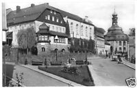 AK, Klingenthal i. Sa., Schloß mit Kirche, 1967