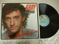 "Gary Chapman ‎ ""Sincerely Yours"" Vintage Christian Rock LP Lamb & Lion Records ‎"