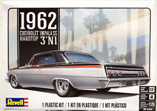 1962 Chevrolet Impala SS 409 3´n1 1:25 Revell 4466