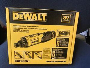 DEWALT Cordless 8V Max Inline Screwdriver - DCF682N1 - New In Box