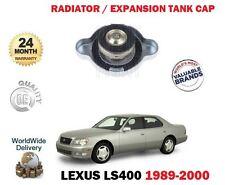 Per Lexus ls400 4.0 1uz-fe 1989-1997 Nuovo Serbatoio Di Espansione Tappo Del Radiatore