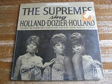 THE SUPREMES Sing Holland Dozier Holland 1966 STEREO Motown LP SEALED 50 YRS OLD
