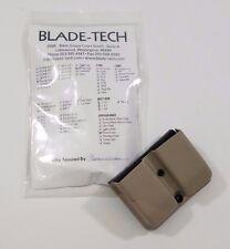New Blade-Tech Glock 29/30 RH Kydex Double Mag Pouch Desert Camo (#110)
