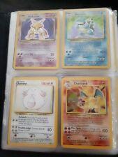 Pokemon cards 1st edition set