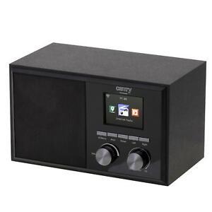 Radio Internet noir Wi-Fi LCD DAB AUX WPS  Camry CR 1180