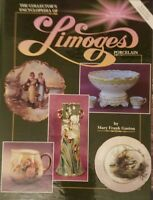 Collectors Encyclopedia of Limoges Porcelain Vol. 2 by Mary F. Gaston (1996, Ha…