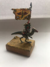 Rare Space Marines Riding Lizard with Ork Rider OOPCitadel Rogue Trader WH40K