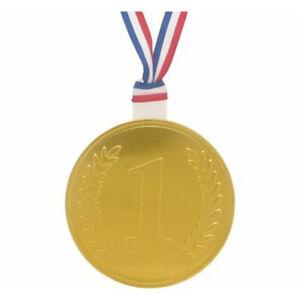 No1 Foiled Chocolate Medal - 58g
