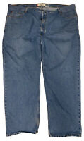 Levi's 550 Blue Denim Red Tab Relaxed Men's Straight Leg Jeans Size 48 X 30