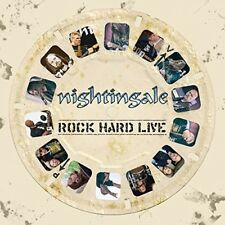 Nightingale - Rock Hard Live [New CD] UK - Import