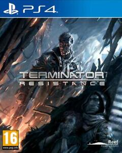 Terminator: Resistance - Sony Playstation 4 [PS4 Reef Action Shooter FPS] NEW