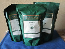 3 x 1lb BAGS VAHDAM ASSAM 100% PURE INDIAN SUMMER BLACK TEA FRESH SEALED!
