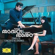 Martha Argerich & Claudio Abbado: Complete Concerto Recordings LP (Vinyl, Jul-2015, Deutsche Grammophon)