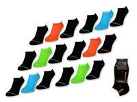 9 Paar NEON Sneaker Socken Damen & Herren Herrensocken Damensocken ANGEBOT