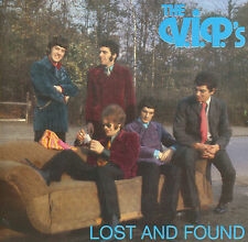 V.I.P.S - Lost and Found (1989 COMPILATION CD)