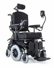 electric wheelchair max Trac3. two years old has a new control ,extra new tires.