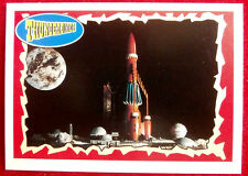 THUNDERBIRDS - Moonbase - Card #48 - Topps, 1993 - Gerry Anderson