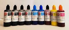 9X100ML Pigmento Tinta Recargable para Epson Surecolor Sc P800 Cartucho