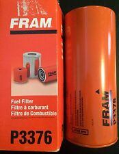 NOS Fram Fuel Filter Secondary Spin-on For Heavy Construction Equipment P3376