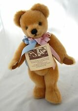 "Merrythought Pure Mohair Teddy Bear 16"" Commemorative Wedding Duke of York 1986"