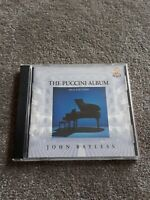 The Puccinni Album - Arias For Piano John Bayless CD