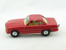 Blechspielzeug - Mercedes SL Coupe, CKO Replica rot von KOVAP 0608r