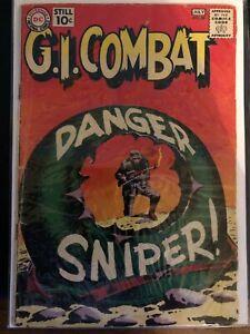 G. I. COMBAT #88  GRADED 1.5