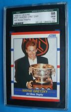 1990 Score **WAYNE GRETZKY #99** Card #361 *SGC Graded 10**GEM MINT - Low POP 2*